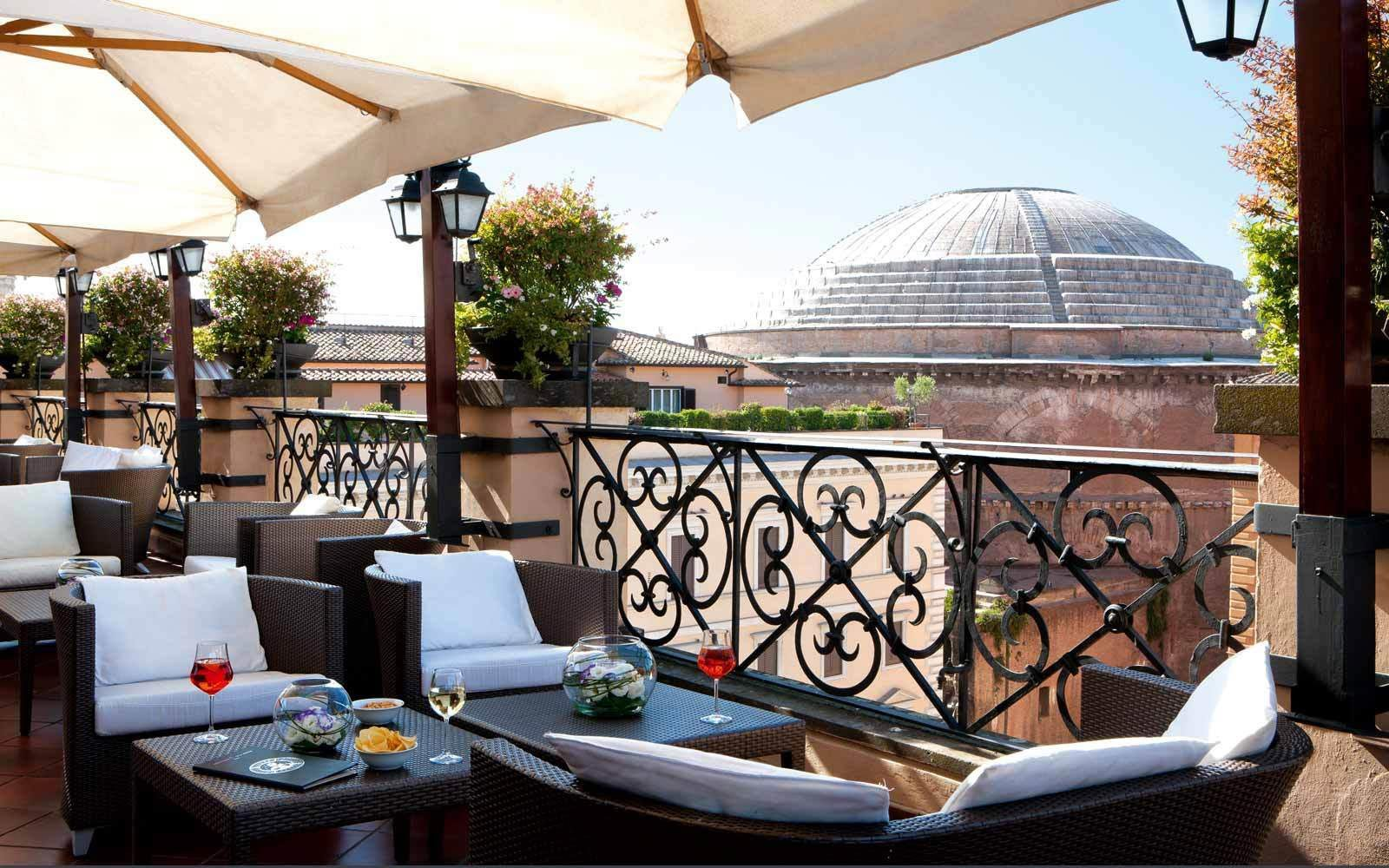 Hotel a Roma - Hotel 5 Stelle a Roma - Banchetti ed Eventi