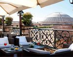 Minerva Roof Garden - Vista Pantheon