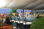 Minerva Roof Garden Bar